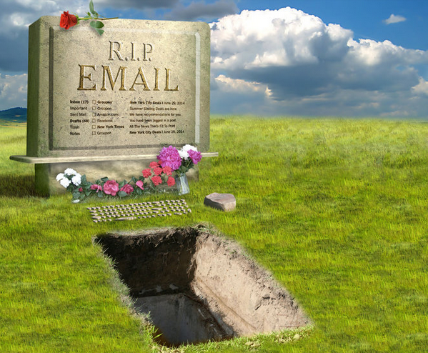 RIP email