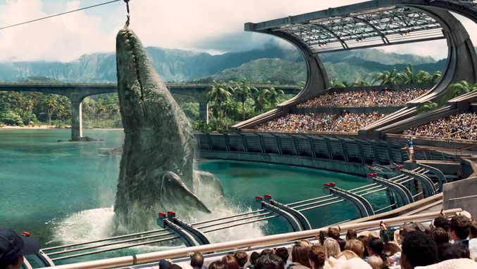 Death by curation- a lesson from Jurassic World